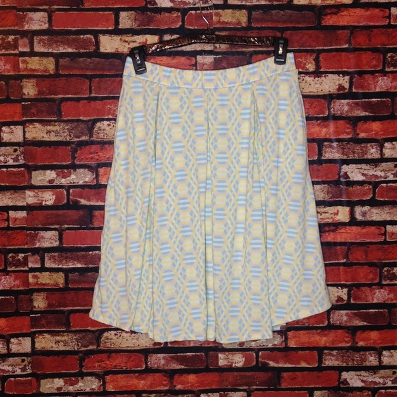 5 for $25🔥XL LuLaRoe Printed Skirt with Pockets